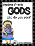 ANCIENT GREEK GODS WHO DO YOU SEE