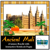 ANCIENT MALI - AN ELEMENTARY UNIT FOR VIRGINIA SOL AND NATIONAL STANDARDS