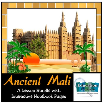 ANCIENT MALI - AN ELEMENTARY UNIT FOR VIRGINIA SOL AND NAT