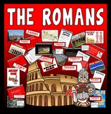 ANCIENT ROMANS TEACHING RESOURCES HISTORY KEY STAGE 2 ROME