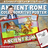 ANCIENT ROME ACTIVITY — Collaborative Poster Project and Writing Activity