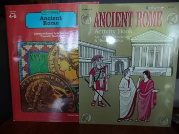 ANCIENT ROME  (SET OF 2)