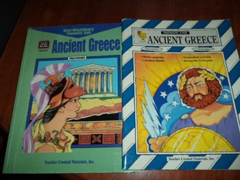 ANCIENTS GREECE     (SET OF 2)