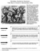ANDREW JACKSON PRIMARY SOURCE ACTIVITY for History