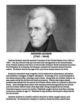 ANDREW JACKSON UNIT (GRADES 5 - 8)