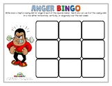 ANGER BINGO