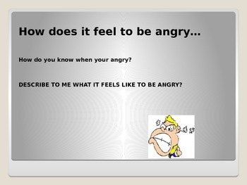 ANGER- How to take the GRRRR out of ANGER