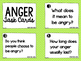 ANGER Task Cards for Big Kids - Social Skills