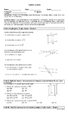 ANGLE PAIRS WORKSHEET
