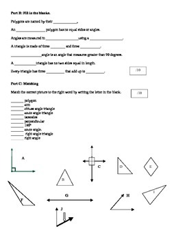 ANGLES AND CONSTRUCTING TRIANGLES