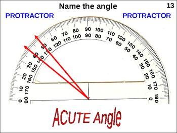 Angles: Name That Angle (animated)