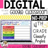 Google Classroom Angle Lesson