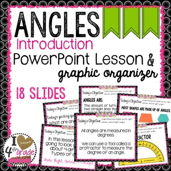 ANGLES LESSON