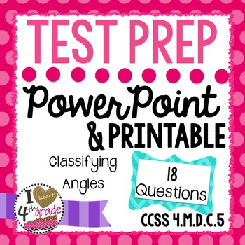 ANGLES TEST PREP