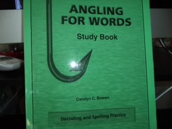 ANGLING FOR WORDS  ISBN 0 87879 047 0
