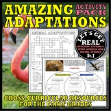 ANIMAL ADAPTATIONS Activity Pack