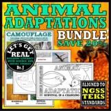 ANIMAL ADAPTATIONS: Amazing Adaptations Bundle