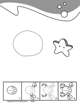 ANIMAL Activity Drawing Pages
