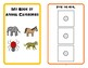 ANIMAL CATEGORIES ADAPTED Velcro BOOK, Speech Therapy, Autism
