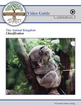 ANIMAL CLASSIFICATION: FuseSchool Biology Video Guide