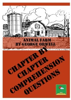 ANIMAL FARM ~ Novel Study