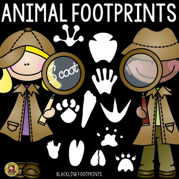ANIMAL FOOTPRINTS SCOOT