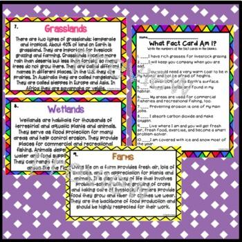ANIMAL HABITAT SORTS for ENGLISH LANGUAGE LEARNERS