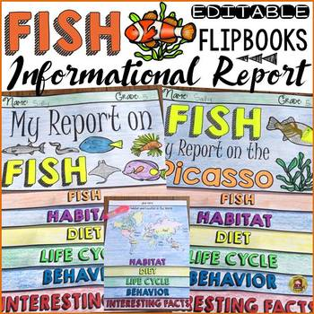 ANIMAL REPORT: FISH: INFORMATIONAL REPORTS