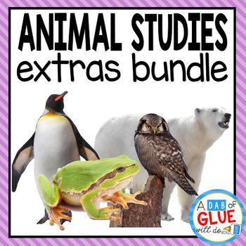 ANIMAL STUDIES: Extras {Growing} Bundle
