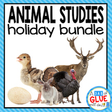 ANIMAL STUDIES: Holiday {Growing} Bundle