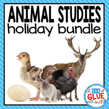 ANIMAL STUDIES: Holiday Bundle