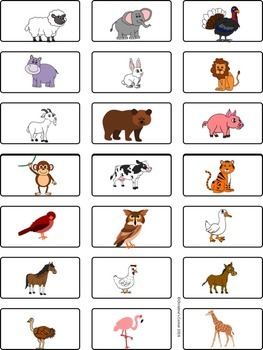 ANIMAL UNIT ACTIVITIES PRINTABLES  Pre-Kinder Kindergarten worksheets