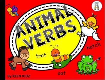 ANIMAL VERB FUN!