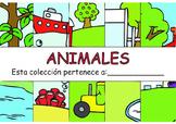 ANIMALES - COLECCIÓN + ACTIVIDAD ORAL