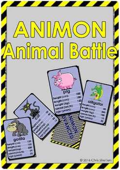 ANIMON - Animal Battle
