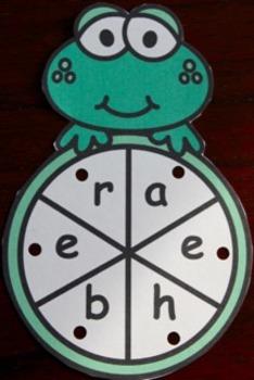 ANIMOTS (French Poke Cards, Cartes à trous) mots usuels et alphabet