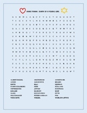 ANNE FRANK: THE DIARY OF A YOUNG GIRL: WORD SEARCH