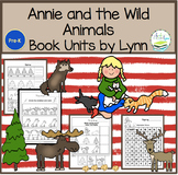 ANNIE AND THE WILD ANIMALS  BOOK UNIT
