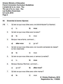 ANSWERS - DOCX - GR. 4 - F.I. - ONT. MIN. OF ED. - JULY 30, 2018