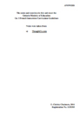 ANSWERS - PDF - F.I. - Gr. 1 - Ont. Min, of Ed. - April 5, 2018