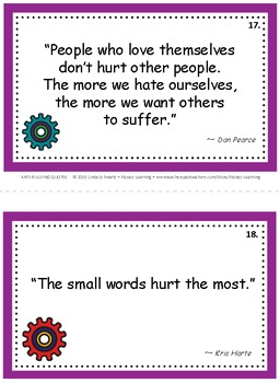 ANTI-BULLYING QUOTES