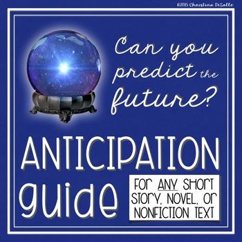Anticipation Guide Mini Lesson