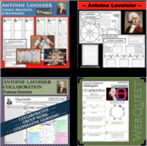 ANTOINE LAVOISIER BUNDLE Science Scientist Research Project Biography Notes