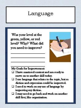 ANY-GENRE Writer's Checklist: Language