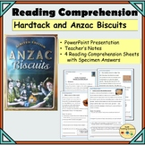 ANZAC Biscuits and Hardtack, Presentation and Reading Comp