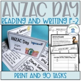 ANZAC DAY A Literacy Unit