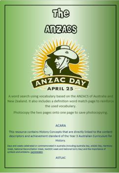 ANZAC DAY BUNDLE