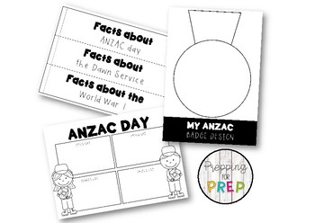 ANZAC DAY BUNDLE
