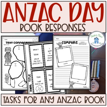 ANZAC Day - Book Responses