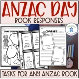ANZAC Day Book Responses for any Book